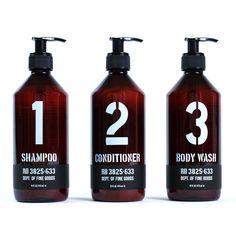 Rudy's Brand No.1 Shampoo | Rudy's Barbershop