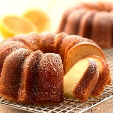 Lemon Bliss Cake: King Arthur Flour