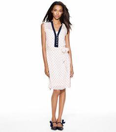 Donovan Dress | Womens Sale | ToryBurch.com