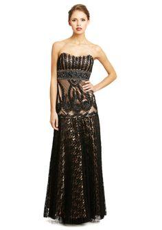 SUE WONG Princess Cut Empire Waist Gown http://www.ideeli.com/invite/albacarrico0
