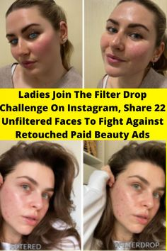Ladies Join The Filter Drop Challenge On Instagram, Share 22 Unfiltered Faces To Fight Against Retouched Paid Beauty Ads Herb Garden Pallet, Diy Barbie Clothes, Diy Crafts For Girls, B 13, Just Amazing, Diy Food, Diy Beauty, Diy Bedroom Decor, Life Hacks