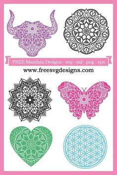 Great for Cricut Design Space, Silhouette Cameo, Clipart, Scrapbooking and other crafting projects. 3d Cuts, Cricut Svg Files Free, Free Svg Cut Files, Cricut Tutorials, Cricut Ideas, Vinyl Crafts, Vinyl Projects, Stencils, Cricut Creations