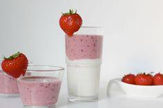 rote früchte smoothie