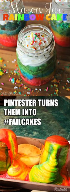 Oh the pain of failure. And the hilarity of #failcakes .
