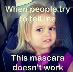 Lol This little girl is so cute! But seriously! When people try & tell me 3D Fiber Lash mascara this is my face! Remember it takes time & pateince! You will get the hang of it! Its like no other mascara out there❤️ #makeup#mua#makeuplover#makeupaddict#makeupartist#makeupjunkie#beauty#fashion#style#instlove#instalikes#instamakeup#instaglam#summer#ilovemakeup#mascara#youniquemakeupqueen#beautycmunity#makeupgeek#shoopingaddic#instagood#mascaraaddict#3dfiberlashmascara
