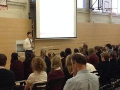 Introducing the Global Classroom Kramare Project to Secondary in student-led assembly
