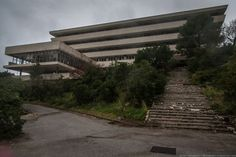 Путевые заметки: Купари, мёртвый курорт