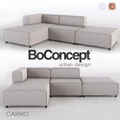 Modern Carmo sofas - Quality from BoConcept | Sofa ...