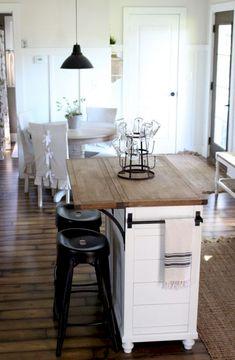 Cool 45 Best Kitchen Island Decor and Design Ideas https://bellezaroom.com/2018/01/04/45-best-kitchen-island-decor-design-ideas/