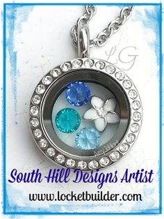 To buy this or any South Hill Designs products, visit southhilldesigns.com/locketlust