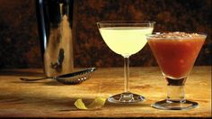 Daiquiri variations - It's the Great Pumpkin, Don the Beachcomber featuring #eldoradorum 5 yr from Three Dots and a Dash. Featured on chicagotribune.com