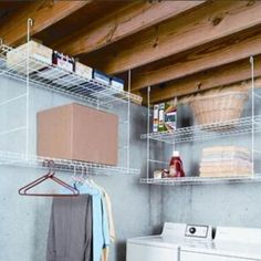 Basement Laundry Room Remodel Ideas 17