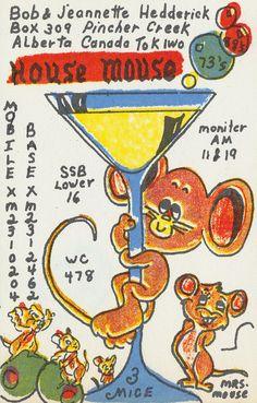 Vintage Tattoo Design, Card Drawing, Music Album Covers, Florida Georgia, House Mouse, Prince Edward Island, Weird Pictures, House Exteriors, South Dakota