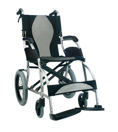 How many Brands actually CRASH TEST their transport wheelchair? The answer is NO ONE else does except us. We set the bar for High Quality and Safety. The extremely lightweight S-Ergo Lite Transport Wheelchair weighs only 18 lbs. and...