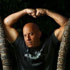 Vin Diesel from LA Times photo shoot.