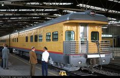 RailPictures.Net Photo: Chicago, Milwaukee, St. Paul & Pacific Business Car Montana at Milwaukee, Wisconsin by Tom Farence