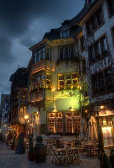 Strasbourg, France…