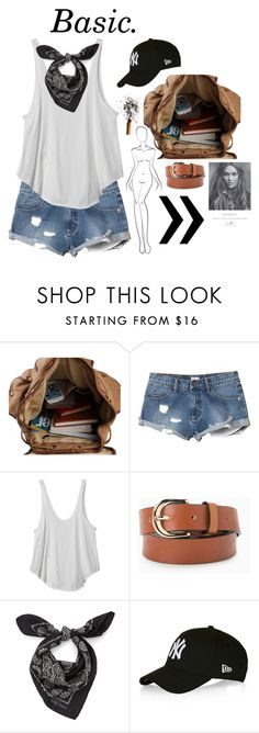 """Basic Tumblr Teenage Gurl"" by isapayron on Polyvore featuring Mode, RVCA, MANGO, Alexander McQueen und Topshop"