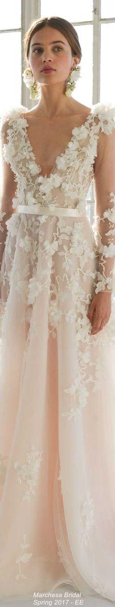 Marchesa Bridal Spring 2017 - EE