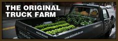 Truck Farm is a mobile garden education project founded in Brooklyn. We love Truck Farm!