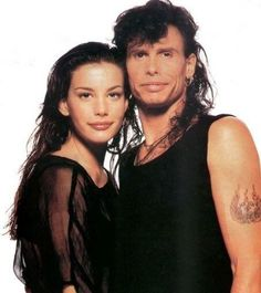 Fathers and you are like Steven Tyler Nd   I've everyday we are like a good piece of rock from great rock star divas