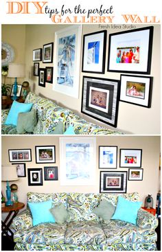 DIY tips for the perfect Gallery Wall