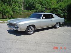 1971 Monte Carlo so like my 1st car!