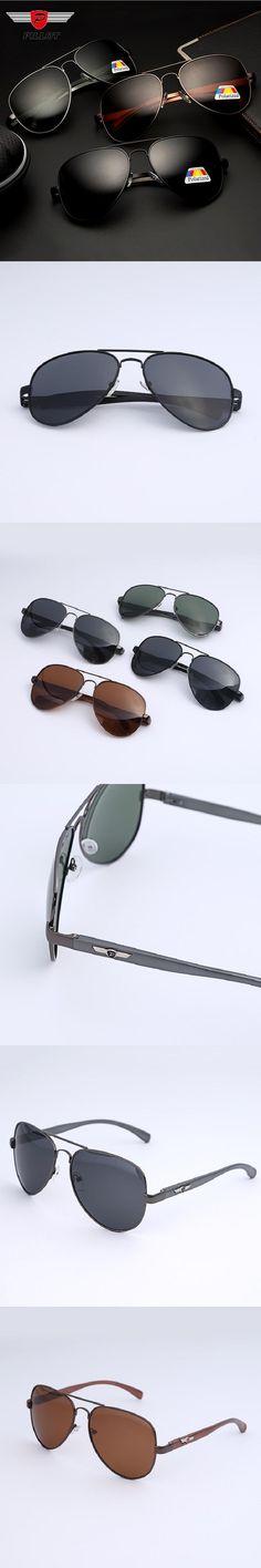 cdef3e9c29 Aluminum Mens Polarized Mirror Sun Glasses Brand Designer Aviator  Sunglasses Men Driving Eyewear Pilot Sunglasses Oculos
