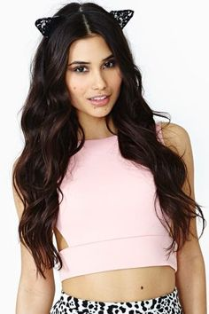 Shop our best hat and hair accessories - from caps, fedoras, head pieces and more at Nasty Gal. Lace Headbands, Big Hair, Girls Night Out, Nasty Gal, Vintage Inspired, Beautiful Women, Hair Accessories, Kitty, Long Hair Styles