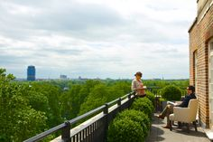 Grosvenor House Apartments by Jumeirah Living - Penthouse Balcony Hyde Park View