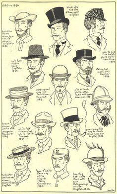 History of Hats | Gallery - Chapter 17 - Village Hat Shop