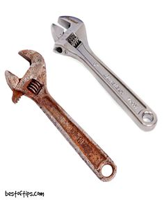 There are a lot of things in our house that get rusty overtime- garden tools, toys having metal parts, taps, screw drivers, keys, locks etc. Rusted tools are not safe to use since tetanus causing organism resides in such places. Instead of just throwing away the rusted stuff, you can actually clean it using simple home ingredients in no time. Here are few tricks to remove rust naturally: COCO COLA Coco cola has high acidic content and is oxidizing in nature. Due to this reason, it can…