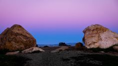 "Rough Photography & .... — ""2 Rocks At Sunset #3-3165″ ©Bruce Spencer 2015"