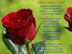 Resultado de imagen para poemas de amistad que se convierte en amor