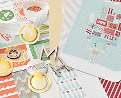 sneak peek at Studio Calico's December Daily Kit with Ali Edwards. Accepting preorders now! http://www.studiocalico.com/preorder/2013-december-daily-kit  #decdaily #SCdecdaily