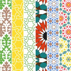 Islamic Designs Wrapping Paper