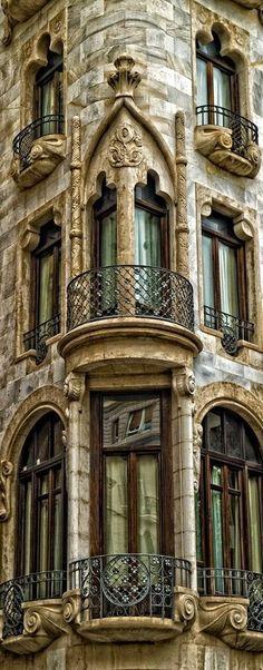 Casa Fuster - Balconies