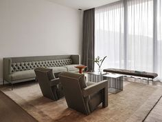 Experience a unique hotel stay when you book at Roomers Baden-Baden, Autograph Collection. Our hotel is located in the city centre and features a rooftop pool. Art Furniture, Living Divani, Unique Hotels, Office Set, Modern Room, Architecture, Dining Bench, Lounge, Luxury