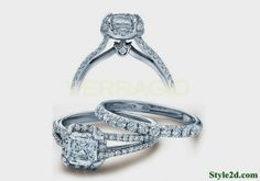 Vintage Engagement Ring The Couture Collection