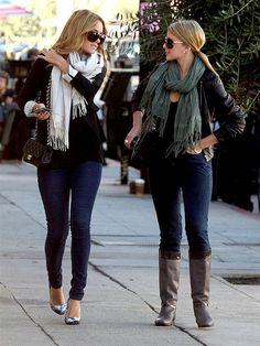 Lauren Conrad & Lo Bosworth