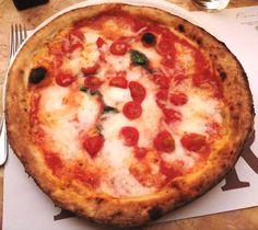 Pizza Margherita, foto mia