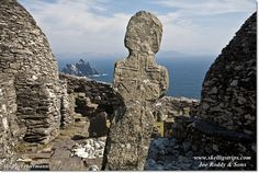 Skellig Micheal my sanctuary