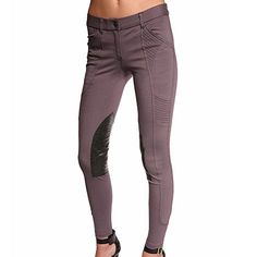 GhoDho Riding Breeches - Vela - Pewter