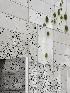 Textura do edifício 'San Telmo Museum' Segui l'affare! Cerca: http://architettogrande.wix.com/habitat  Follow the deal! Search: http://architettogrande.wix.com/habitat