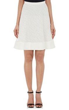 PHILOSOPHY DI LORENZO SERAFINI Pleated Lace Skirt. #philosophydilorenzoserafini #cloth #skirt