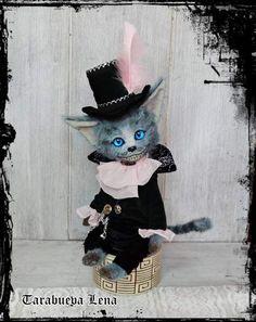 Cheshire cat By tarabueva lena - Bear Pile