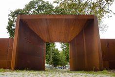 esterwegen memorial wes und partner landscape architecture 01 « Landscape Architecture Works | Landezine