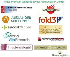 FamilySearch Centers
