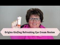 Origins Ginzing Refreshing Eye Cream Review