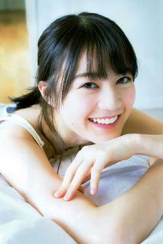 最高の笑顔のかわいい生田絵梨花